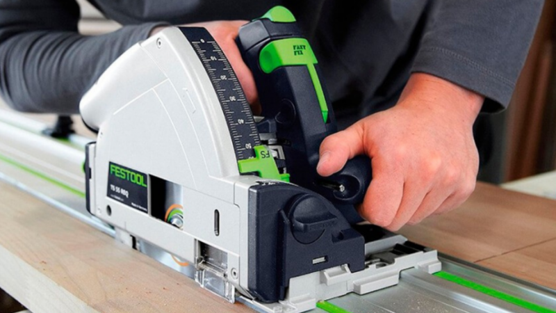 7 Best Track Saws [2021 Reviews]