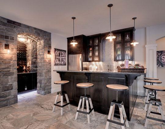 Man Cave Ideas - Sebring Design Build
